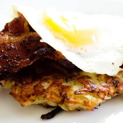 Rosemary Potato Pancakes