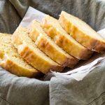 photo of slices of lemon bread