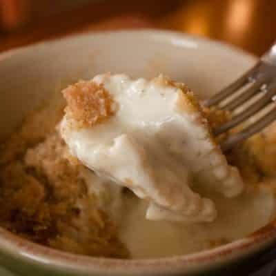 Creamy, Cheesy Baked Ravioli