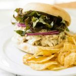 Chicken Salad Sandwich | girlgonegourmet.com