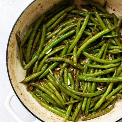 Green Beans a Go-Go