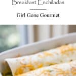 Make these the night before so breakfast is a breeze! friom girlgonegourmet.com