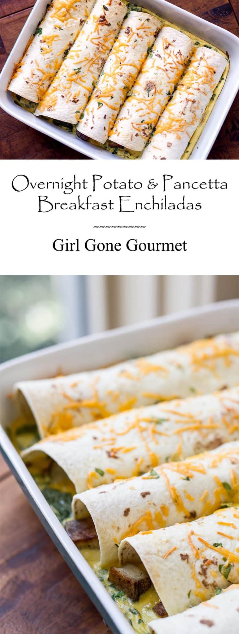 Make these the night before so breakfast is a breeze!   girlgonegourmet.com