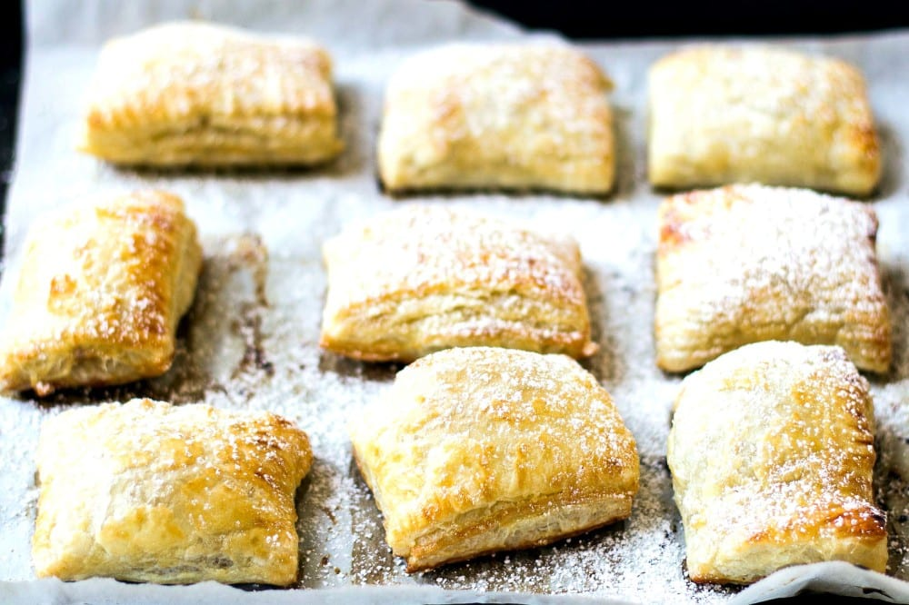 Jam & Cream Cheese Pastries