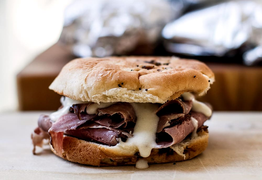Image result for roast beef sandwich