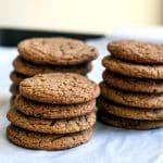 Molasses Cookies   Girl Gone Gourmet