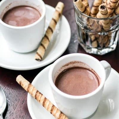 Quick & Easy Hot Chocolate