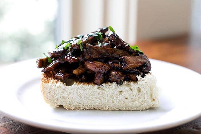 Steak Sandwich | girlgonegourmet.com