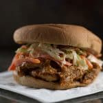 Pulled Pork Sandwiches | girlgonegourmet.com