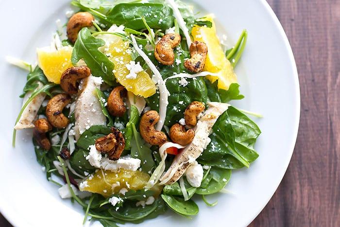 Power Salad   girlgonegourmet.com