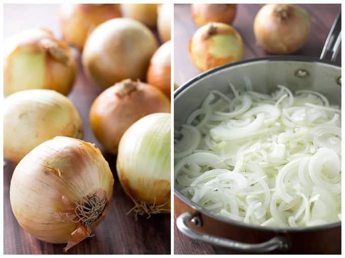 Caramelized Onions | girlgonegourmet.com