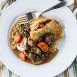 Beef Pot Pie | girlgonegourmet.com