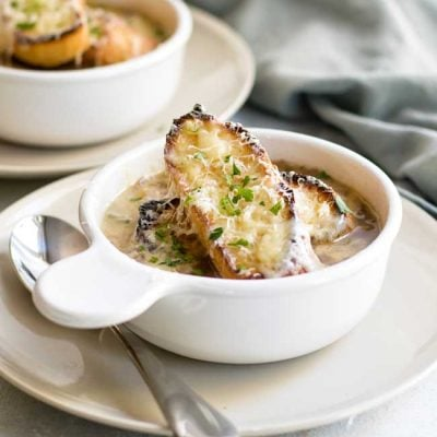 Weeknight French Onion Soup