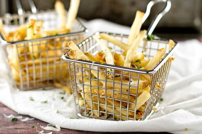 how to make frozen french fries crispy in the oven