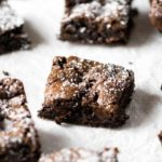 Chocolate Chip Brownies | girlgonegourmet.com