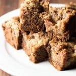 Cinnamon Apple Coffee Cake | girlgonegourmet.com