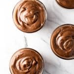 Nutella Pudding Cups | girlgonegourmet.com