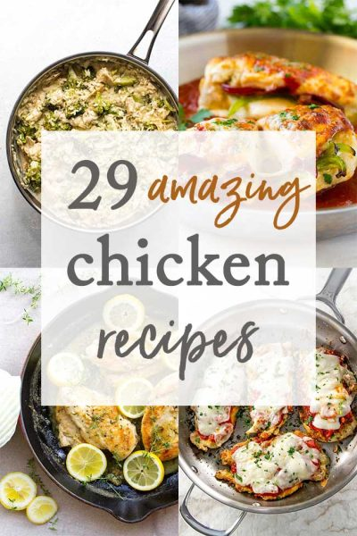 29 Boneless Skinless Chicken Breast Recipes
