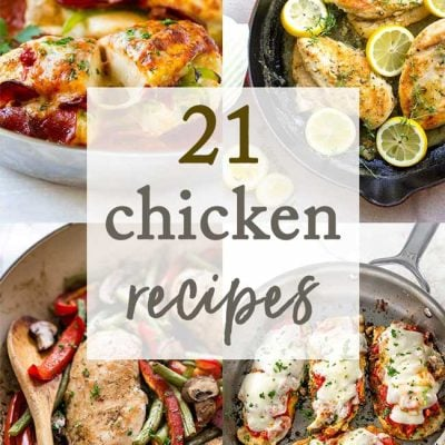21 Boneless Skinless Chicken Breast Recipes