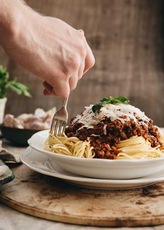17 Comfort Food Recipes: Perfect Spaghetti Bolognese