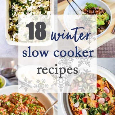 18 Winter Slow Cooker Recipes