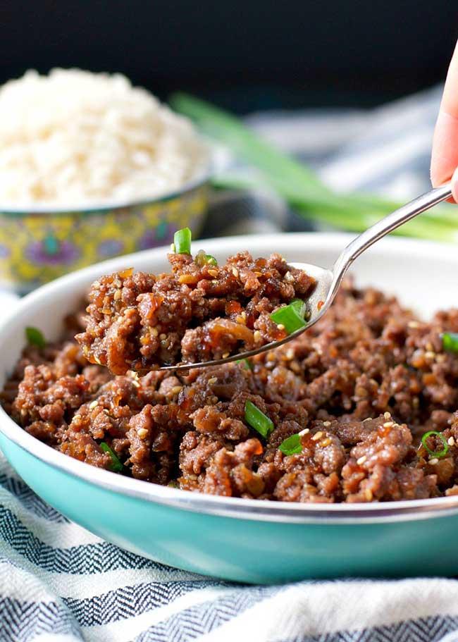 10-Minute Beef Teriyaki Skillet