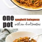 bolognese collage