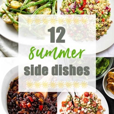 12 Summer Side Dishes