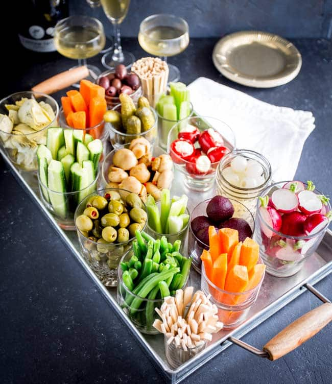 22 New Year's Eve Snack Ideas | Girl Gone Gourmet