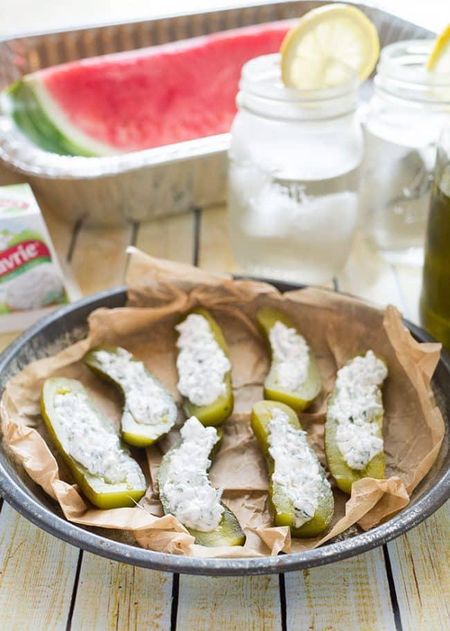 stuffed pickles