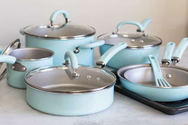 photo of rachel ray create delicious cookware