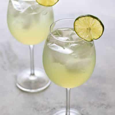 Margarita Wine Spritzer