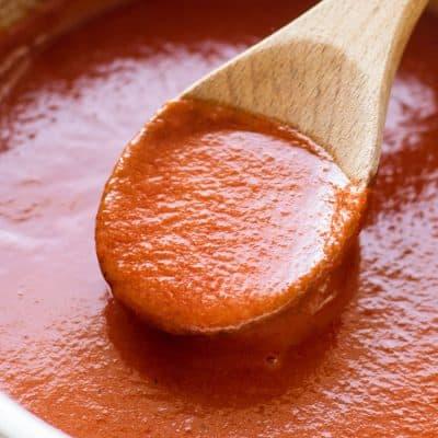 Homemade Enchilada Sauce (Quick & Easy!)