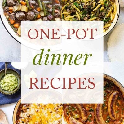 One-Pot Dinner Recipes