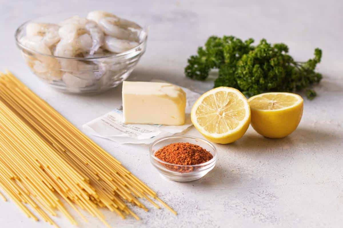 photo of the ingredients