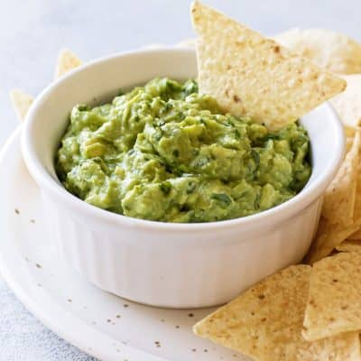 Simple Guacamole Recipe