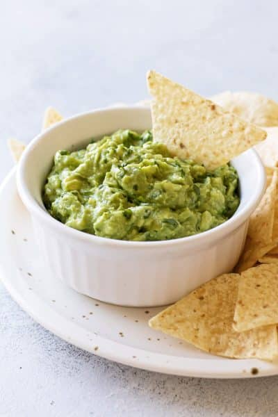 photo of guacamole