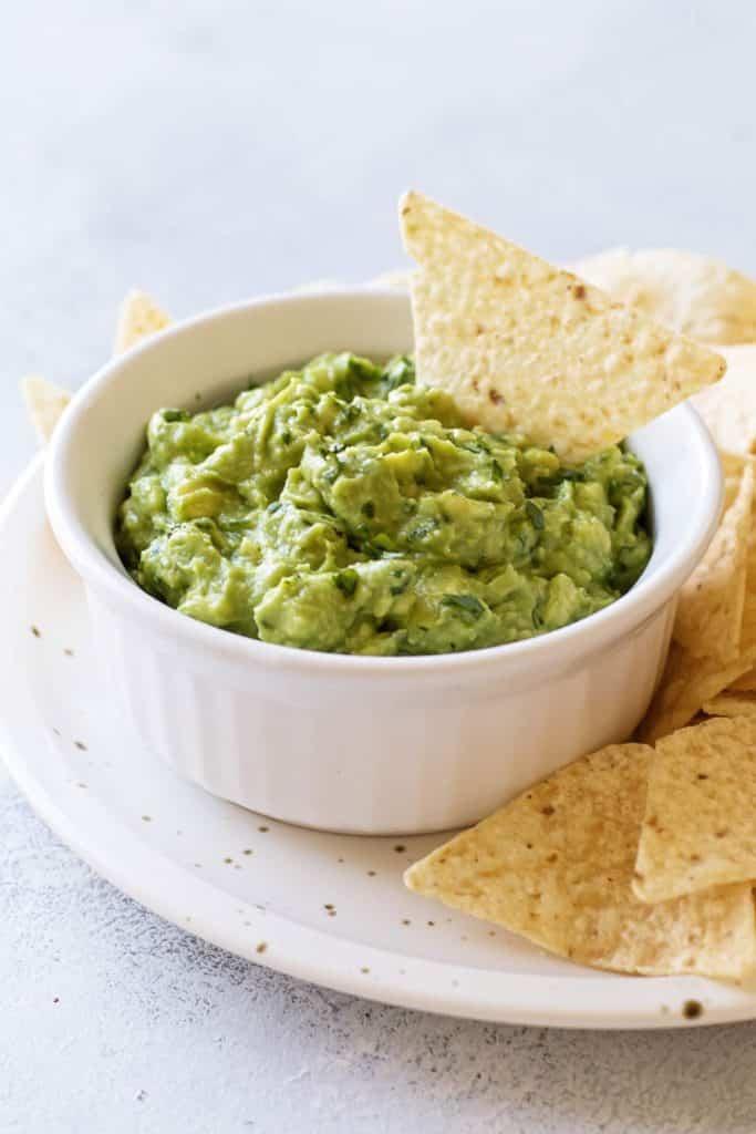 photo of guacamole