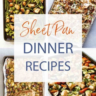 Amazing Sheet Pan Dinners