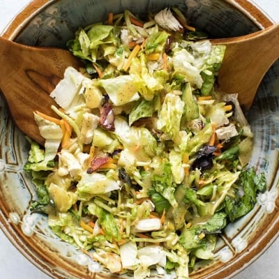 Summer Crunch Chopped Salad