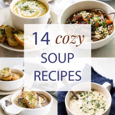 14 Cozy Fall Soup Recipes